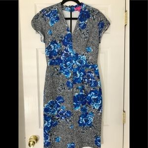Stunning Betsey Johnson dress, size 8